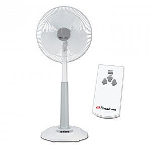 Binatone 16 Standing Rechargeable Fan