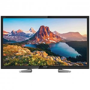 Sharp 50 HD LED TV